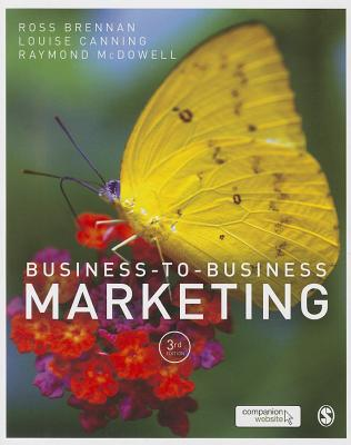 Business-To-Business Marketing Cover Image