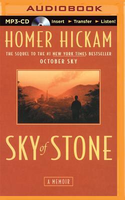 Sky of Stone: A Memoir Cover Image