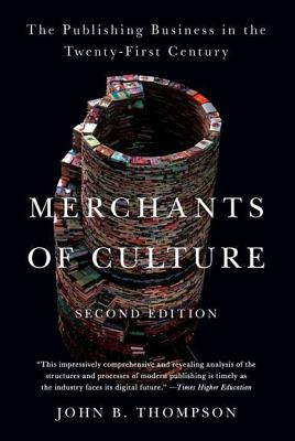 Merchants of Culture Cover