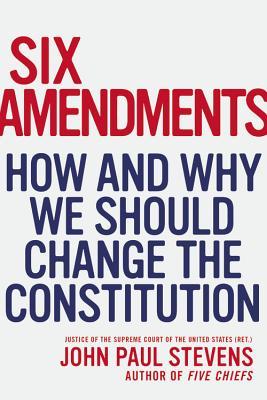 Cover for Six Amendments
