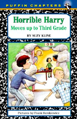 Horrible Harry Moves up to the Third Grade Cover Image