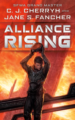 Alliance Rising (The Hinder Stars #1) Cover Image