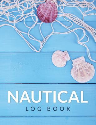 Nautical Log Book Cover Image