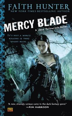 Mercy Blade: A Jane Yellowrock Novel Cover Image