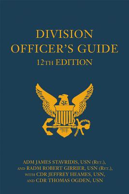 Division Officer's Guide (Blue & Gold Professional) Cover Image