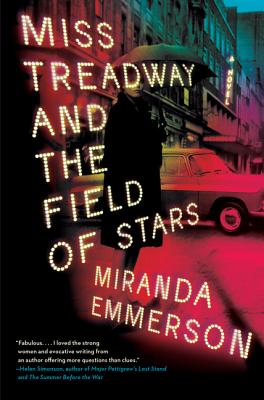 Miss Treadway and the Field of Stars Cover