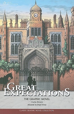 Great Expectations (Classic Graphic Novel Collections) Cover Image