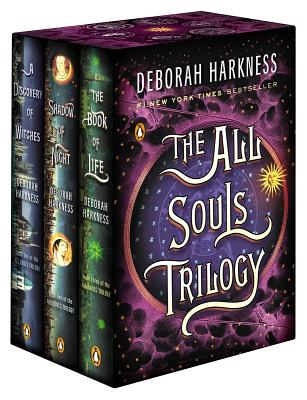 The All Souls Trilogy Boxed Set (All Souls Series) Cover Image