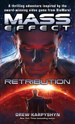 Mass Effect: Retribution Cover Image