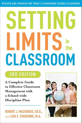 Setting Limits in the Classroom Cover