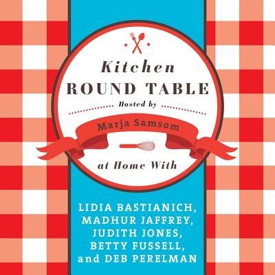 Kitchen Round Table Cover Image