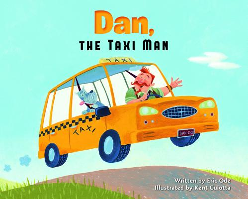 Dan, the Taxi Man Cover