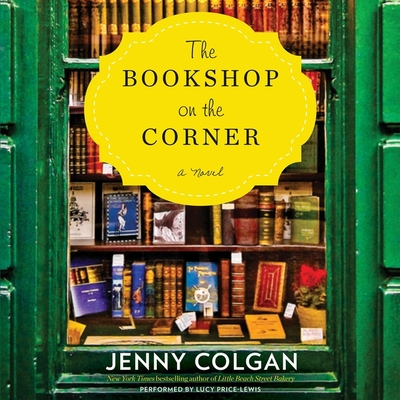 Cover for The Bookshop on the Corner