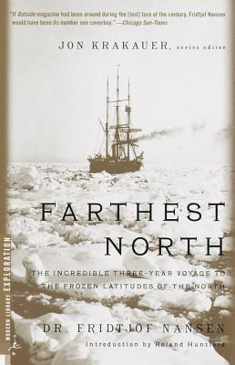 Farthest North Cover