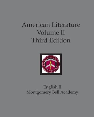 American Literature Volume II Third Edition Cover Image