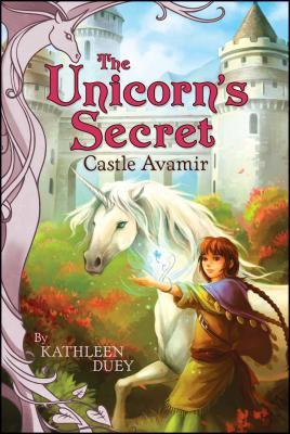 Cover for Castle Avamir (The Unicorn's Secret #7)