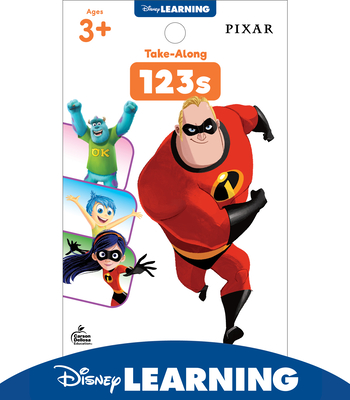 My Take-Along Tablet Disney/Pixar 123s Cover Image