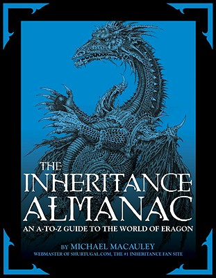 The Inheritance Almanac Cover