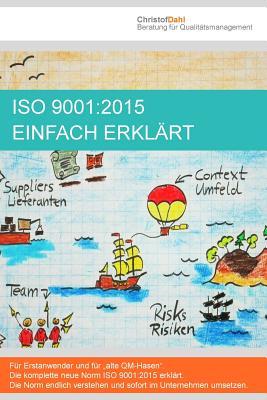 ISO 9001: 2015 einfach erklärt Cover Image