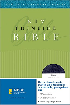 Compact Thinline Bible-NIV Cover Image