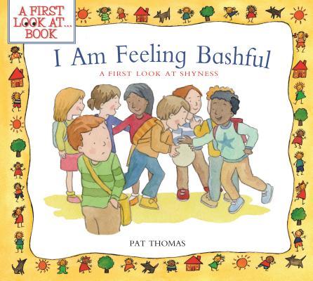 Cover for I Am Feeling Bashful
