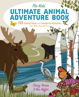 he Kids' Ultimate AnimalAdventure Book