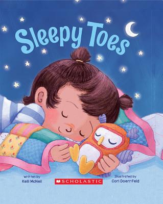 Sleepy Toes (a Padded Board Book) Cover