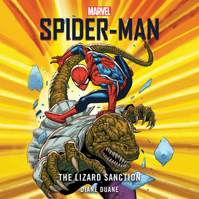 Spider-Man: The Lizard Sanction Cover Image