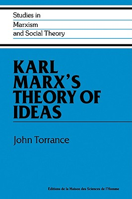 Karl Marx's Theory of Ideas Cover