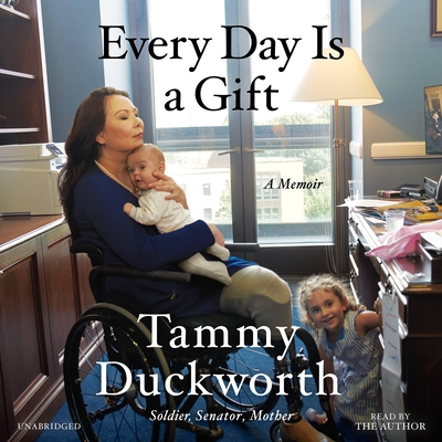 Every Day Is a Gift: A Memoir Cover Image
