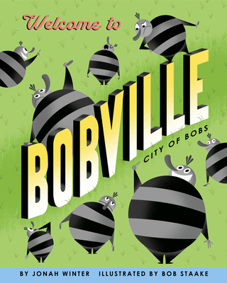 Welcome to Bobville: City of Bobs Cover Image