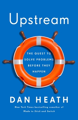 Upstream: The Quest to Solve Problems Before They Happen Cover Image