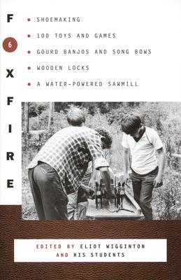 Foxfire 6 Cover