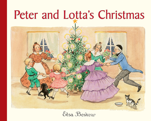 Peter and Lottas Christmas (H) Cover