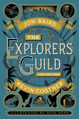 The Explorers' Guild Cover Image