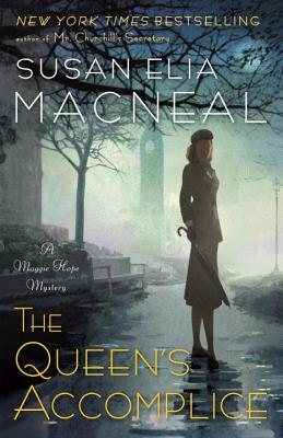 The Queen's Accomplice: A Maggie Hope Mystery cover
