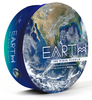 Earth: 100 Piece Puzzle: Featuring photography from the archives of NASA Cover Image