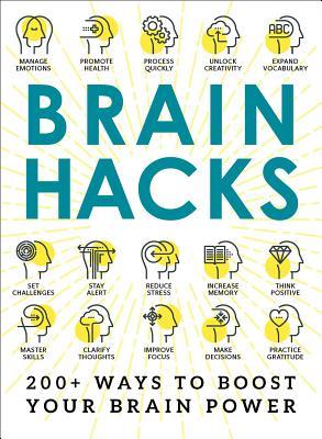 Cover for Brain Hacks