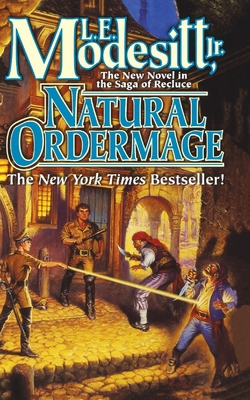 Natural Ordermage (Saga of Recluce #14) Cover Image