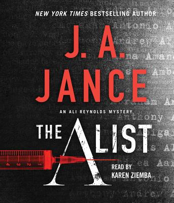 The A List (Ali Reynolds Series) Cover Image