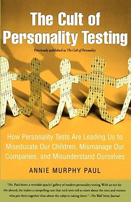 Cover for The Cult of Personality Testing