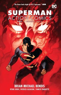 Superman: Action Comics Vol. 1: Invisible Mafia Cover Image