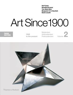 Art Since 1900: 1945 to the Present Cover Image