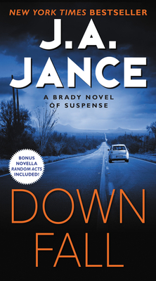 Downfall: A Brady Novel of Suspense Cover Image