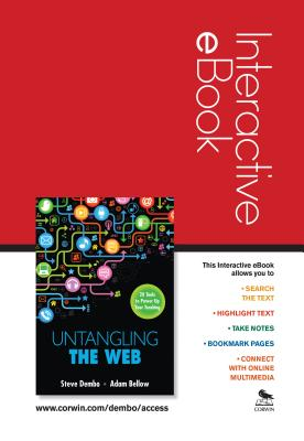 Untangling the Web Interactive eBook: 20 Tools to Power Up Your Teaching Cover Image