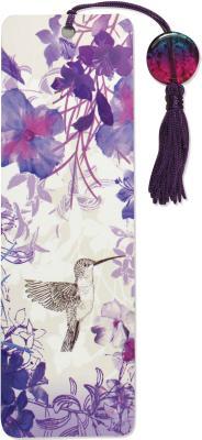 Beaded Bkmk Hummingbird Cover Image