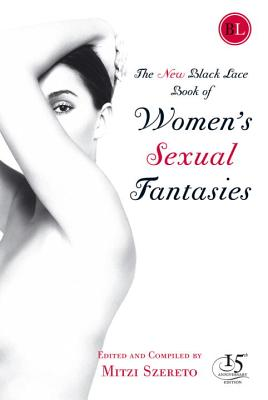 The New Black Lace Book of Women's Sexual Fantasies Cover