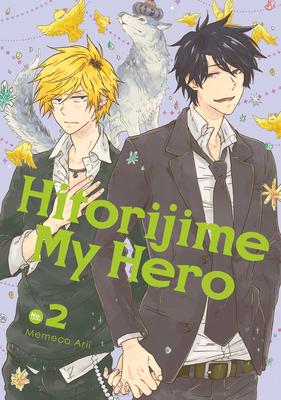 Hitorijime My Hero 2 Cover Image