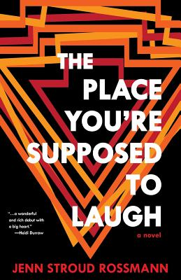 The Place You're Supposed To Laugh Cover Image