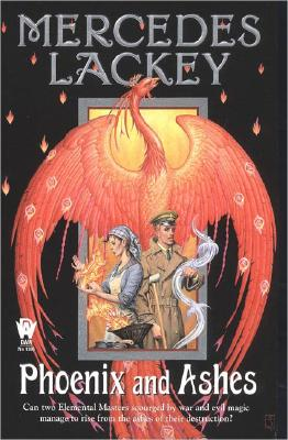 Phoenix and Ashes (Elemental Masters #3) Cover Image